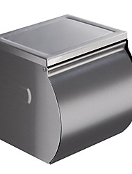 cheap -Toilet Paper Holders Modern Stainless Steel 1 pc - Hotel bath