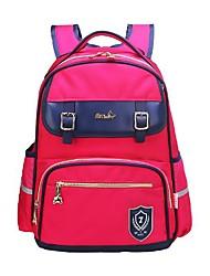 preiswerte -Kinder Taschen Oxford Tuch Kindertaschen Reißverschluss für Normal Ganzjährig Blau Rote Königsblau