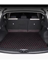 abordables -Automobile Tapis de coffre Tapis Intérieur de Voiture Pour Nissan 2016 2017 Qashqai