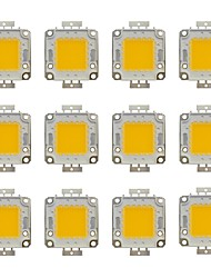 cheap -12pcs 8000 LED Chip Brass Bulb Accessory 100W
