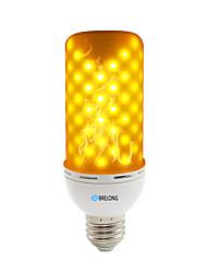 Недорогие -BRELONG® 1шт 4W 700lm E14 E27 B22 LED лампы типа Корн 99 Светодиодные бусины SMD 2835 Тёплый белый 85-265V