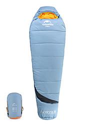 Недорогие -Naturehike Спальный мешок Кокон 0°C Сохраняет тепло Компактность 210X80 Походы На открытом воздухе Naturehike Односпальный комплект (Ш