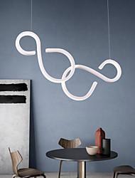 Недорогие -2-Light Подвесные лампы Рассеянное освещение - LED, 110-120Вольт / 220-240Вольт, Теплый белый / Холодный белый, Светодиодный источник