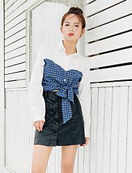 cheap -Women's Work Shirt - Lolita Shirt Collar