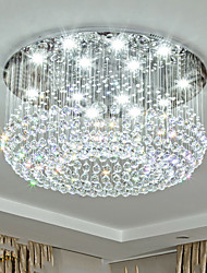 cheap -Chandelier Downlight - Crystal Bulb Included Designers, Artistic Nature Inspired LED Chic & Modern Country Traditional / Classic Modern /