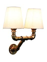 economico -Rustico/campestre Lampade da parete Per Ingresso Negozi/Cafè Metallo Luce a muro 110-120V 220-240V 3W