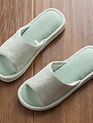 cheap -Flip-Flop Slide Slippers Women's Slippers Polyester Polyester