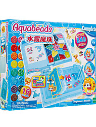 cheap -Aqua Beads Rectangular Stress and Anxiety Relief Parent-Child Interaction Exquisite Silicone Rubber Animals Fantacy Cartoon Lovely