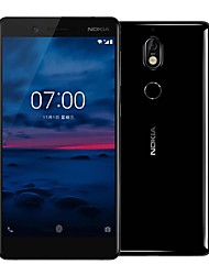 "Недорогие -Nokia 7 5.2inch "" 4G смартфоны (4GB + 64Гб 16MP Snapdragon 630 3000mAh)"