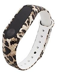 economico -Cinturino per orologio  per Mi Band 2 Xiaomi Custodia con cinturino a strappo Cinturino sportivo Silicone