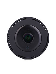 economico -hd full 1080p 180 gradi panoramica grandangolare mini telecamera intelligente ipc wireless fisheye ip camera p2p sicurezza wifi camera barrel per il
