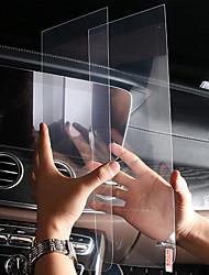 abordables -Protector de la pantalla del tablero automotriz diy car interiors para mercedes-benz 2016 2017 e clase de vidrio