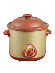 cheap -Kitchen Ceramics 220V Multi-Purpose Pot Slow Cookers