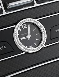 preiswerte -elektrische Sitzverstellung des Autos deckt Mittelstapelabdeckungen diy Autoinnenraum für mercedes-benz 2017 e Klasse Kristall ab