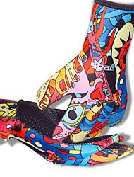Недорогие -HISEA® унисекс Топ для гидрокостюма Сохраняет тепло Анти-скольжение Удобный Неопрен Водолазный костюм Верхняя часть-Плавание Дайвинг