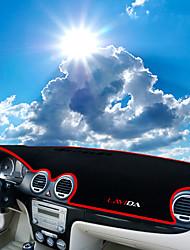 preiswerte -Automobil Armaturenbrett Matte Innenraummatten fürs Auto Für Volkswagen 2008 2009 2010 2011 2012 Lavida