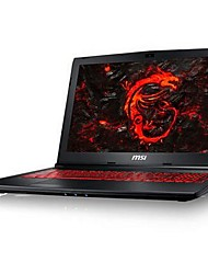baratos -MSI Notebook caderno 7RFX-1217CN 15.6 polegada LCD Intel i7 GTX1060 16GB GDDR4 1TB / SSD de 256GB GTX1060 6 GB Windows 10