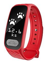 cheap -BOZLUN B20 Smart Bracelet Android 4.4 iOS G-sensor Three-axis gyro Heart Rate Sensor Finger sensor