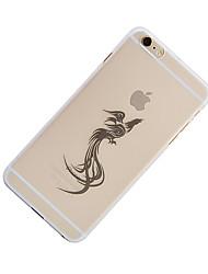 Θήκη Za Apple iPhone 6 Plus Uzorak Kućište Sova Mekano PC za iPhone 6s Plus iPhone 6 Plus