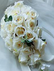 abordables -Fleurs de mariage Bouquets Déco de Mariage Unique Autres Mariage Fête / Soirée Fête scolaire Matière 0-10 cm 0-20cm