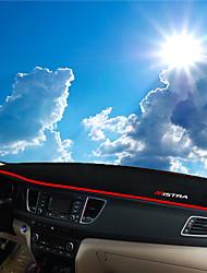 abordables -Automobile Matrice de tableau de bord Tapis Intérieur de Voiture Pour Hyundai Toutes les Années Mistra