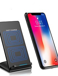 cheap -10w Fast Wireless Charger for iPhone X iPhone 8 Plus iPhone 8 Samsung S8 Plus S9 Plus S9 Note 8 Google Nexus 7 Or Built-in Qi Receiver Smart Phone
