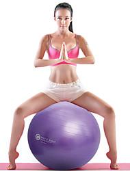 "cheap -21 1/2"" (55 cm) Exercise Ball Professional / Explosion-Proof Yoga / Pilates / Fitness PVC(PolyVinyl Chloride) Balance Training"