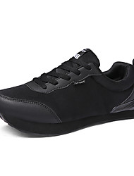 cheap -Men's Shoes Nubuck leather PU Suede Leatherette Spring Comfort Athletic Shoes Cycling Shoes Walking Shoes Running Shoes Hiking Shoes for