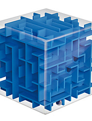 cheap -Maze 3D Maze Puzzle Box Matte Sticker Plastics Kid's Unisex Gift