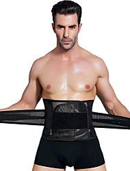 cheap -Men's Stretchy Solid Briefs Underwear Medium, Polyester One-piece Suit Black Gray