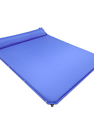 cheap -Inflated Mat Heat Insulation Moistureproof/Moisture Permeability Nylon Nylon Hiking Camping Traveling Outdoor Indoor