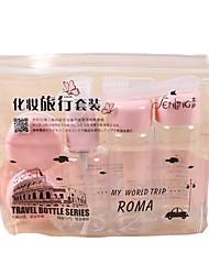 preiswerte -Kosmetik-Flaschen Solide Ellipse Kunststoff