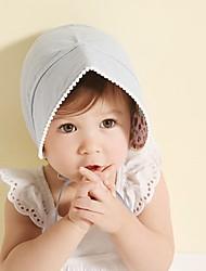abordables -Chapeaux & Bonnets Toutes les Saisons Coton Fille - Gris