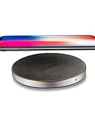 cheap -10w Qi Standard Fast Wireless Charger for IPhone X IPhone 8 Samsung Galaxy S8 Plus S9 S9 Plus Note 8 Note 5 Or Built-in Qi Receiver Smart Phone
