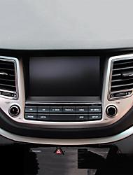 economico -copri ventole auto per auto automotive fai da te interni auto per hyundai 2015 2017 nuovo tucson acciaio inox