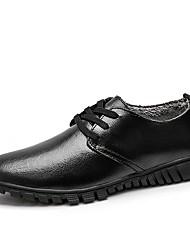 economico -Per uomo Scarpe da guida PU (Poliuretano) Autunno / Inverno Sneakers Nero / Marrone