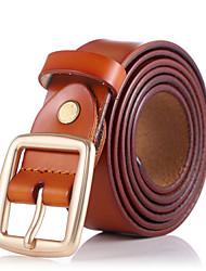 cheap -Men's Work Waist Belt - Solid Colored