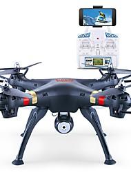 abordables -RC Drone GW180 4 canaux 6 Axes Avec Caméra HD 2.0MP Quadri rotor RC Tenue de hauteur Contrôler La Caméra Recueillir Des Données De Vol
