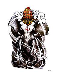 Недорогие -1 pcs Временные тату Временные татуировки Тату с животными Искусство тела рука / плечо