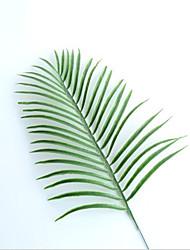 cheap -5 Branch Plastic Plants Tabletop Flower Artificial Flowers