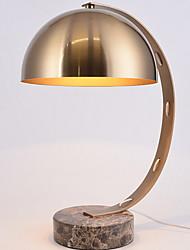 economico -Regolabili Lampada da tavolo Per 220V Oro/Bianco