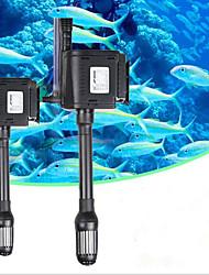 Недорогие -Аквариумы Фильтры Украшение Пластик 220-240V