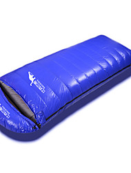 cheap -Beckles Sleeping Bag Envelope / Rectangular Bag Duck Down 2500g -39℃, 2000g -34℃, 1800g -29℃, 1500g -24℃, 1200g -19℃, 1000g -14℃, 800g