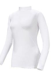Недорогие -Жен. Гольф Куртка на молнии Быстровысыхающий С защитой от ветра Пригодно для носки Воздухопроницаемость Гольф На открытом воздухе
