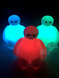 cheap -LED Lighting Toys Animals Fashion Glow Lighting Color Changing Soft Plastic Kids Pieces