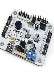 Недорогие -32 руля управления / контроллер / ps2 ручка / плата робота rrduino разработка механического рычага