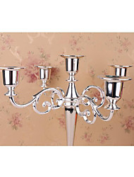 cheap -Material Metal Alloy Table Center Pieces Unique Wedding Décor Others Tables Metallic 1 All Seasons