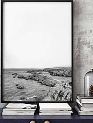 preiswerte -Gerollte Leinwand Modern, Ein Panel Segeltuch Vertikal Druck Wand Dekoration Haus Dekoration