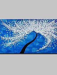 Недорогие -mintura® ручной росписью современной абстрактной масляной живописи на холсте картины настенного искусства для домашнего декора, готовые повесить