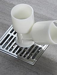 cheap -Drain Modern Brass 1 pc - Hotel bath